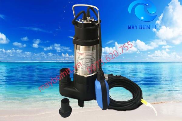 Bơm chìm nước thải Veratti 400w400w
