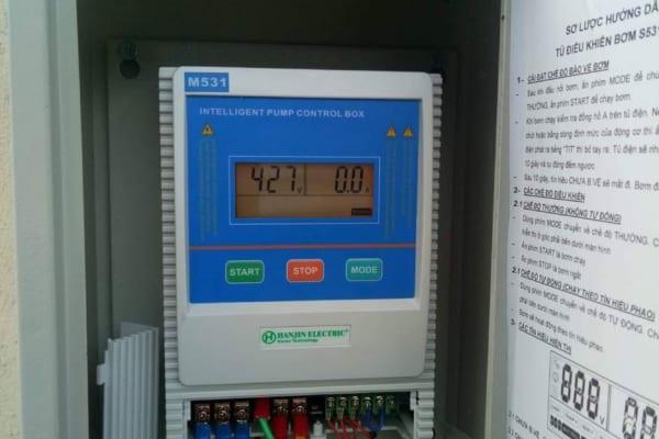 tủ điện tử thông minh