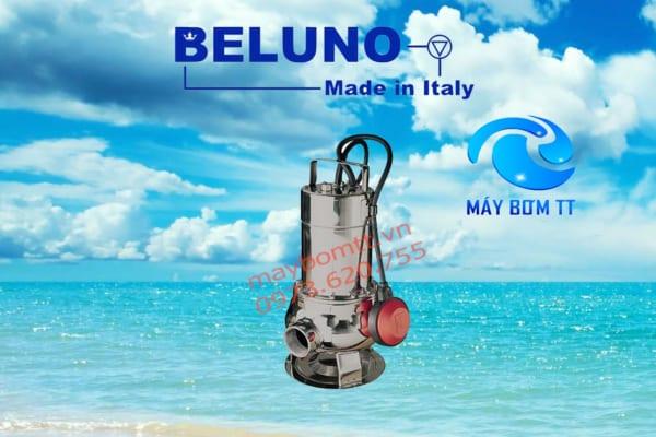 Bơm chìm nước thải chuẩn Italy 0.55kw
