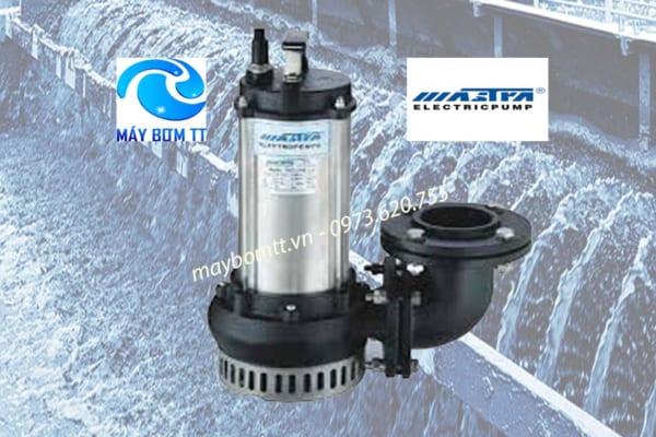 Bơm chìm nước thải Mastra 5.5kw