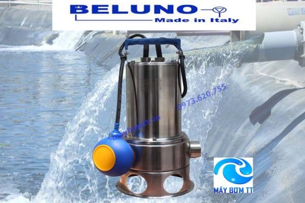 Bơm chìm nước thải toàn inox beluno 0.55kw
