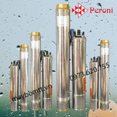 3 loại máy bơm hỏa tiễn 2hp Peroni ưa dùng nhất